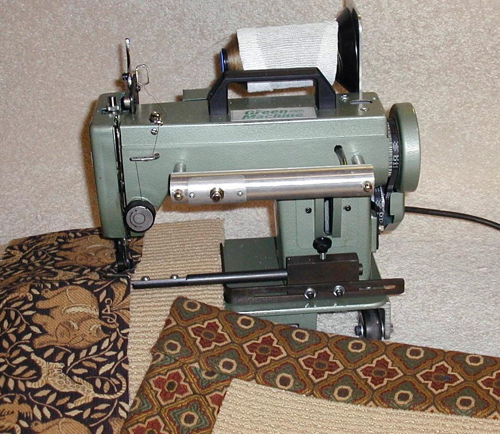 Carpet Binding Machines Floor Matttroy