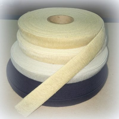 "Bond 270 Cotton 7/8"" Serge Tape"