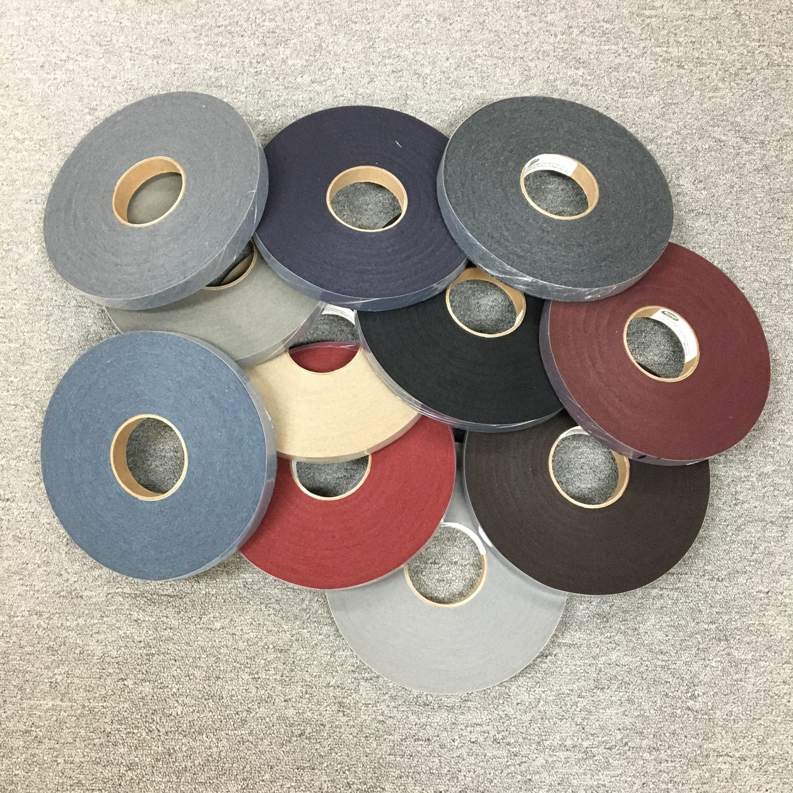 Bond Automotive Marine Polyester Felt Binding Tape